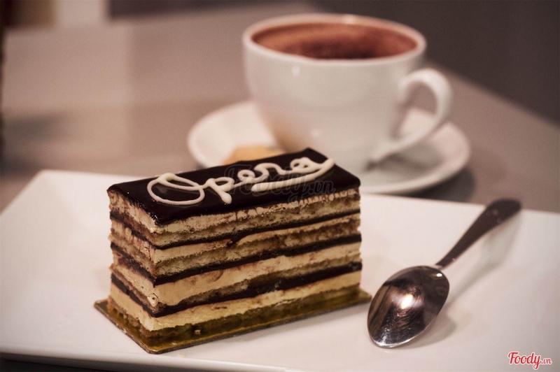 Top 13 Quán bánh ngọt khiến giới trẻ Hà thành mê mẩn