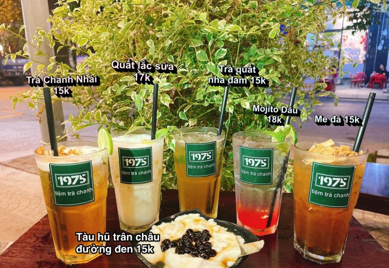 Tiệm trà chanh 1975