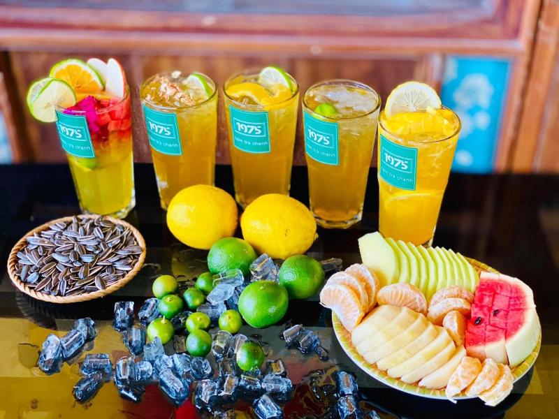 Top 8 Quán trà chanh ngon nhất tại Ninh Bình