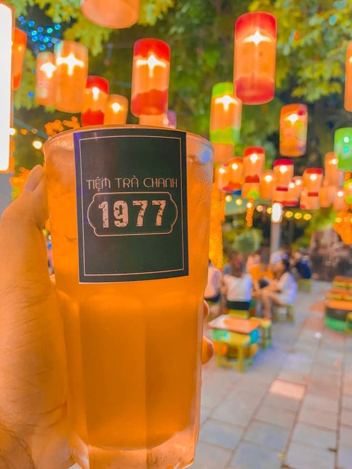 Tiệm trà chanh 1977