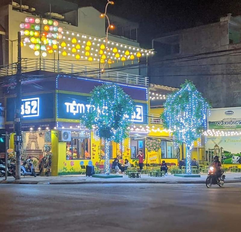 Tiệm Trà Chanh B52
