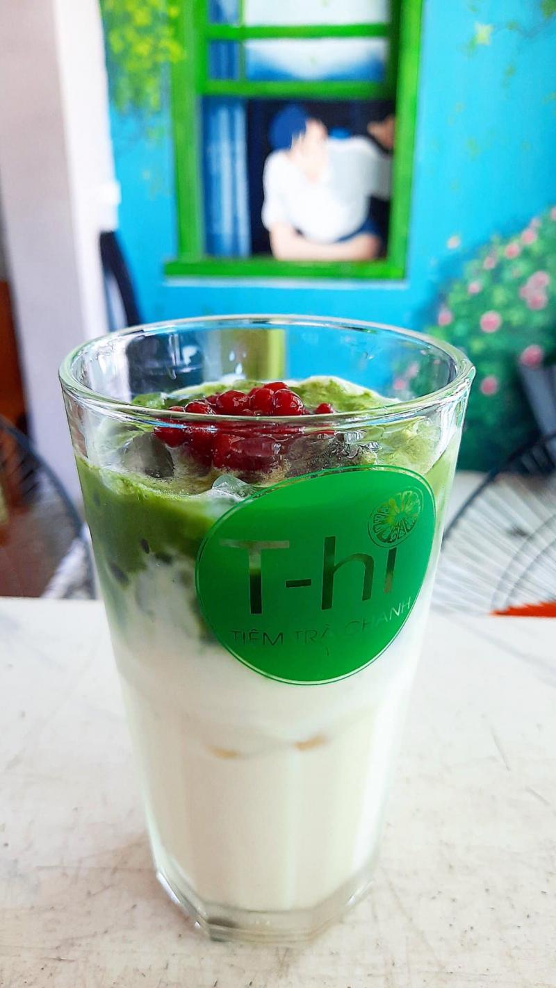 Tiệm trà chanh T-hi