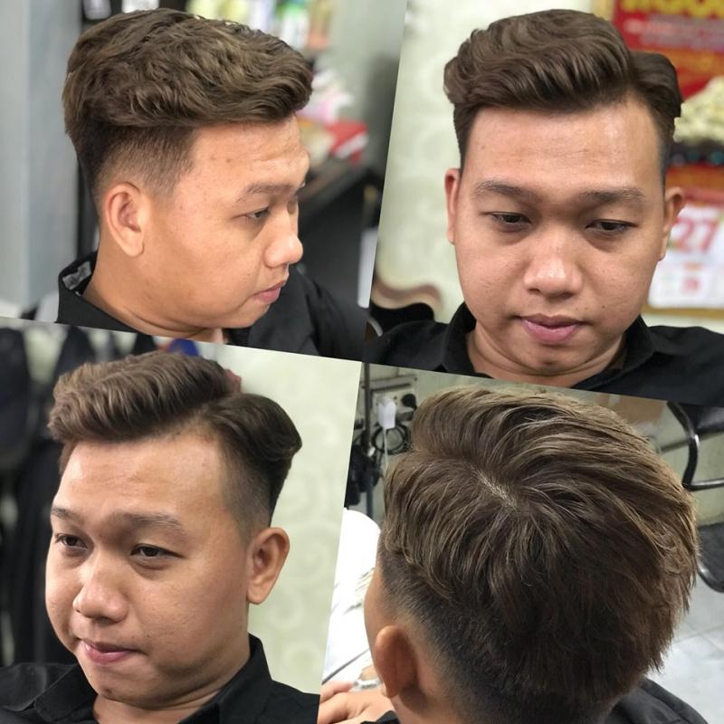 Tiến barbershop