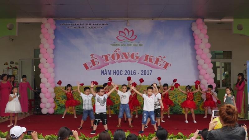 Top 8 Tiết mục văn nghệ lễ tổng kết ra trường mầm non cho bé 5 tuổi hay nhất