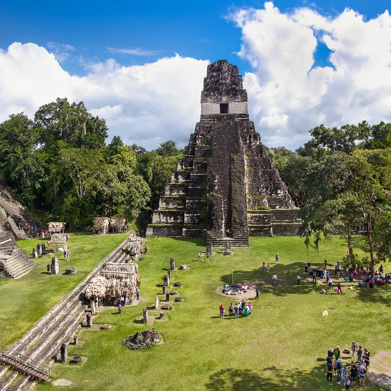 Thành phố Tikal (Guatemala)