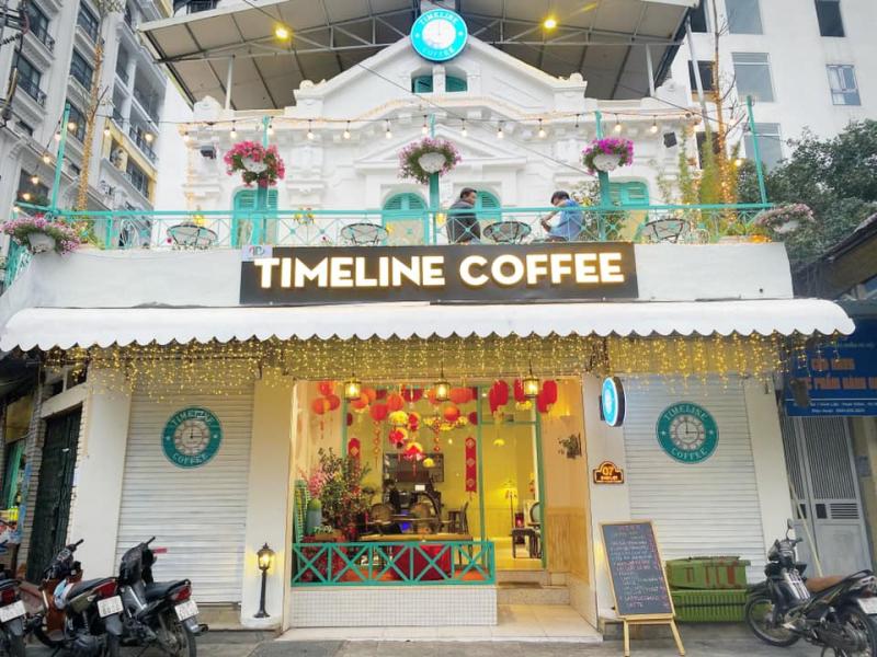 Timeline Coffee