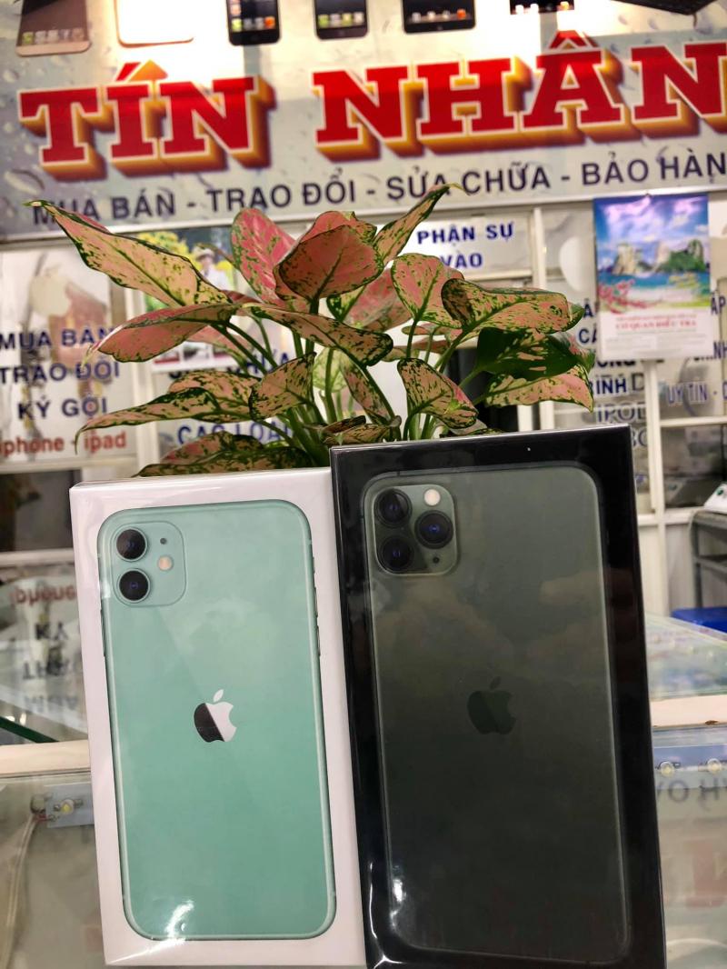 Tín Nhân Apple