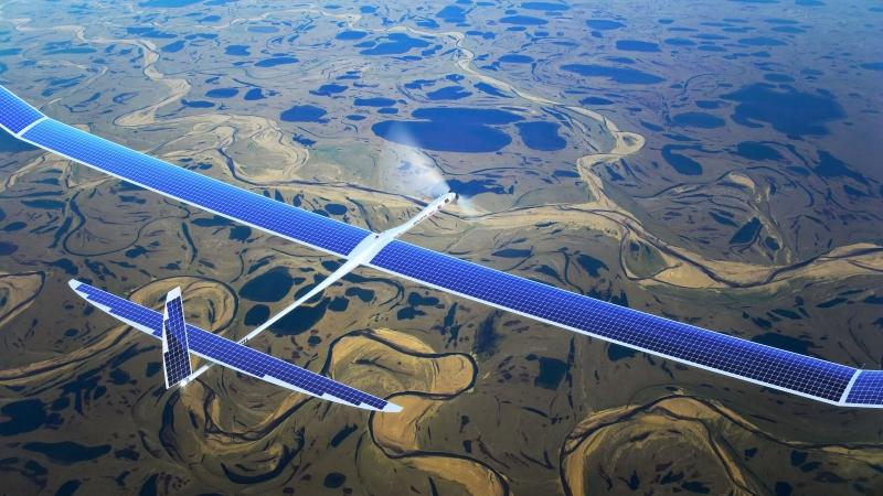 Thương hiệu máy bay Titan Aerospace