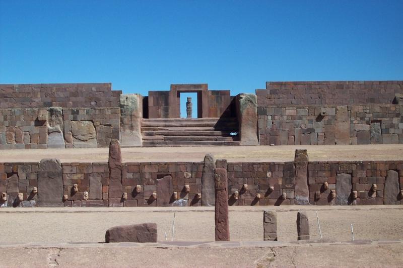 Tiwanaku (Bolivia)