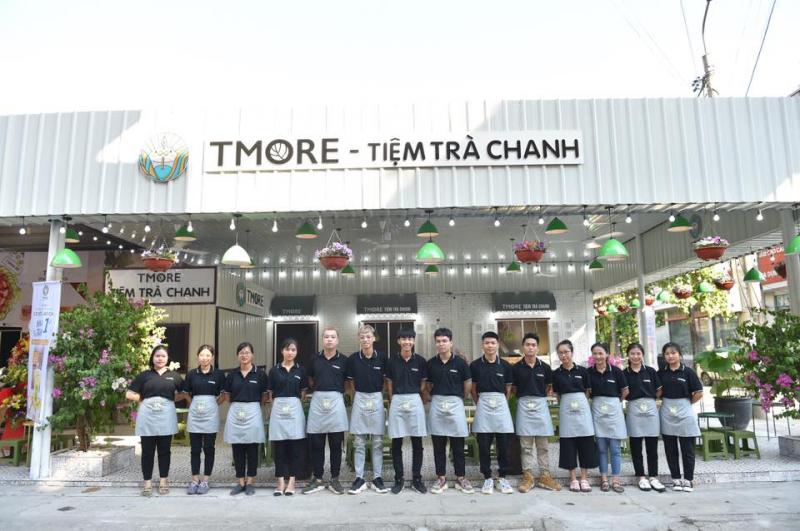 Tmore - Tiệm Trà Chanh Ninh Bình