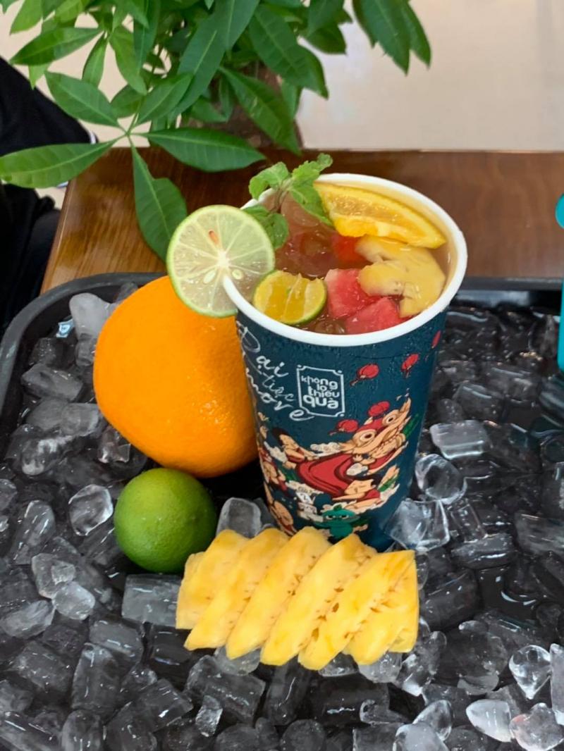 Top 5 Tiệm trà chanh ngon nhất Thái Bình