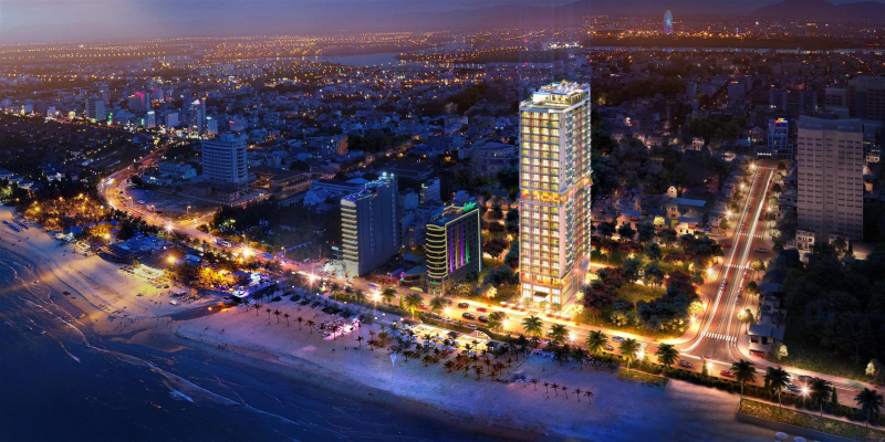 TMS Luxury Hotel Da Nang Beach