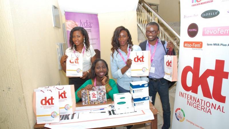 Tổ chức nhân đạo DKT International
