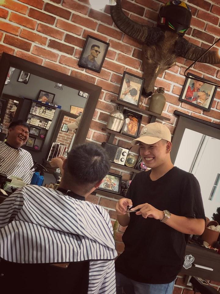 Tóc Hẻm BarberShop