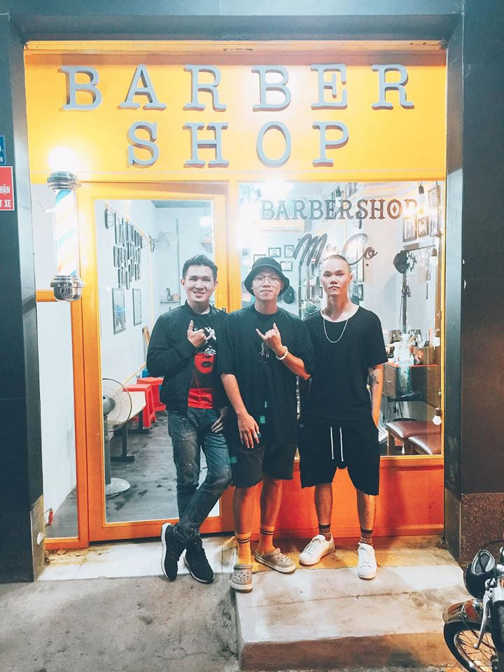 Tóc Nam - Mr.Co BarberShop