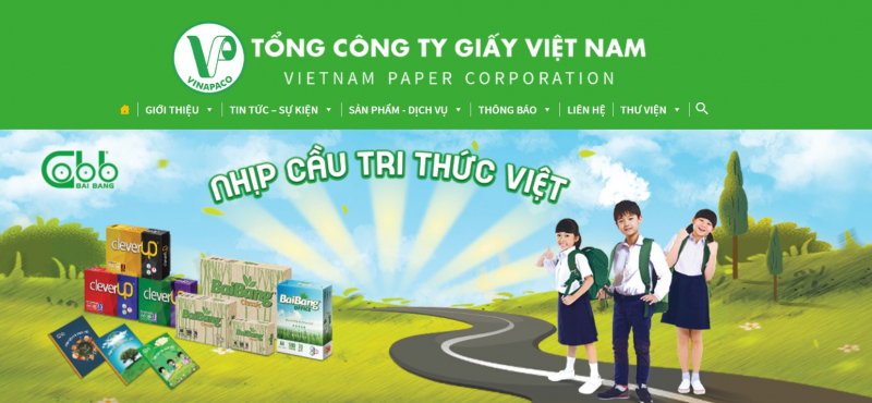 Top 6 Công ty sản xuất, cung cấp giấy uy tín nhất Hồ Chí Minh