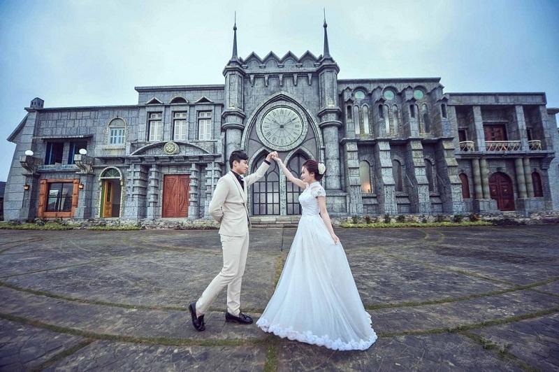 Top 5 Phim trường chụp ảnh cưới đẹp như cổ tích tại Hà thành