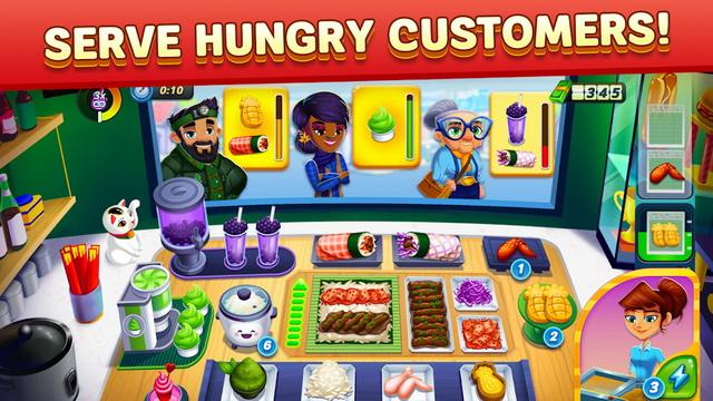 Top game nấu ăn miễn phí hay nhất cho game thủ mobile