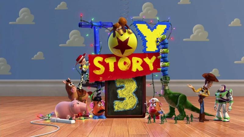 Phim Toy Story 3