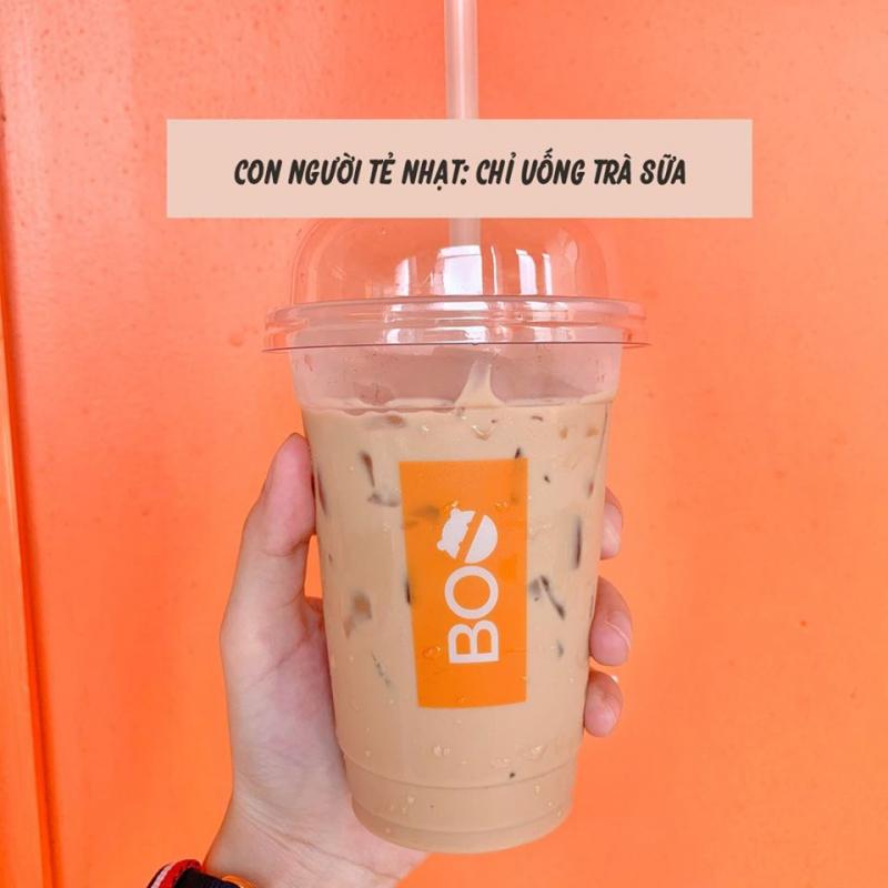 Trà sữa BOO COFFEE