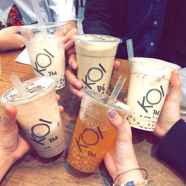 Top 6 Quán cafe/trà nên ghé qua ở phố đi bộ Nguyễn Huệ