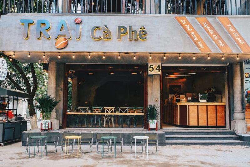 Trại Cafe