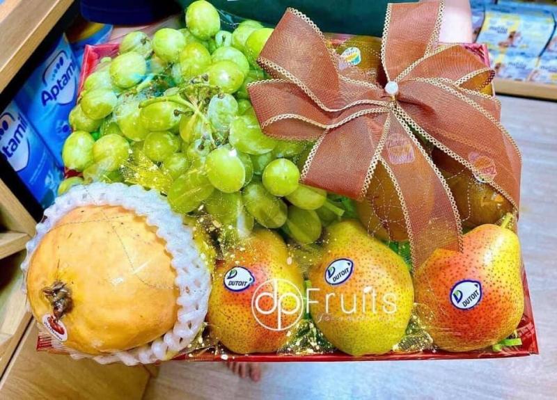 Trái cây nhập khẩu Dp Fruits