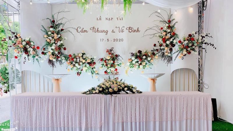 Top 3 Dịch vụ trang trí gia tiên ngày cưới đẹp nhất Thanh Hóa
