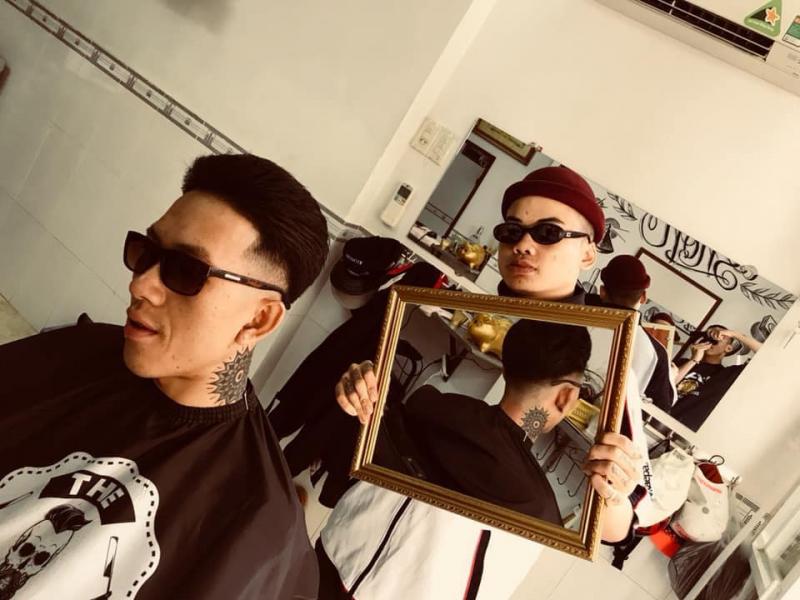 TRỀ GREEN Barber Shop