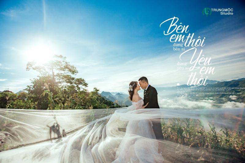 Trung Mộc Wedding - Mộc Châu
