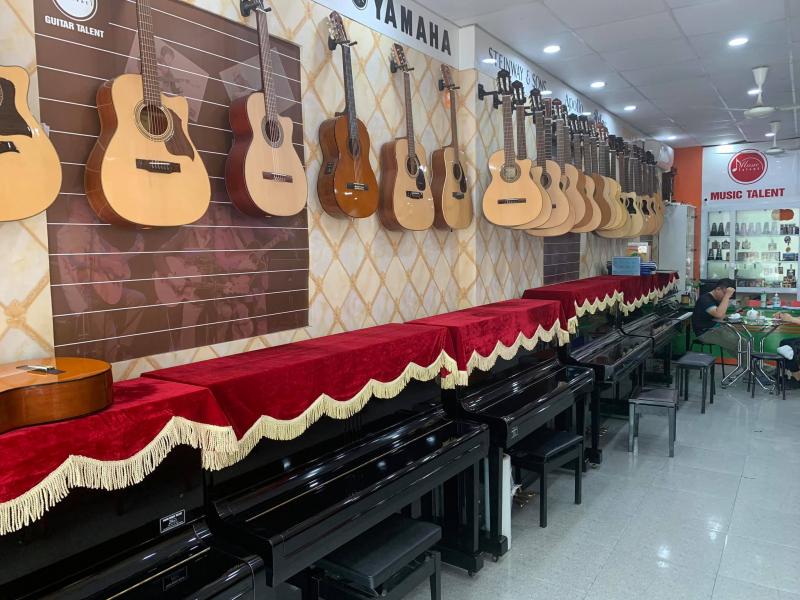 Top 7 Trung tâm dạy đàn guitar có uy tín nhất Hà Nội