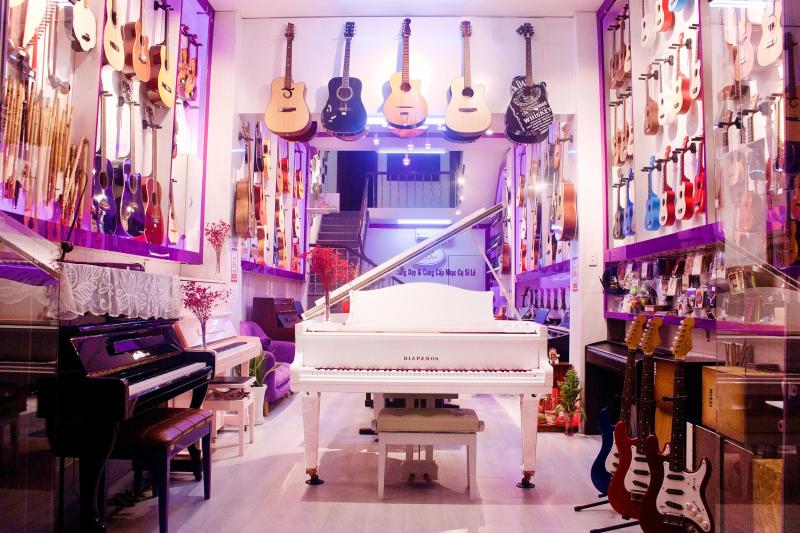 Trung tâm âm nhạc Thu nhạc