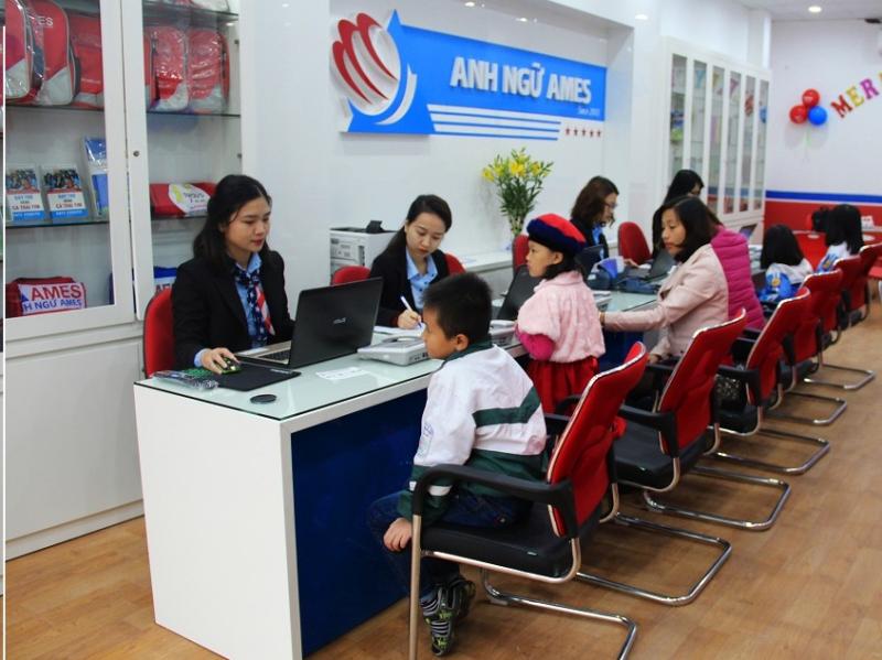 AMES Cần Thơ nơi giúp bạn cải thiện điểm Tiếng Anh ở trường, tự tin giao tiếp và phát âm chuẩn Tiếng Anh.