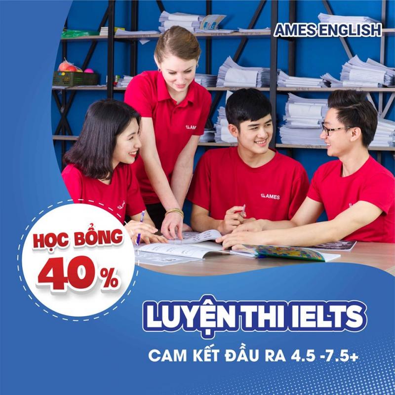 AMES Cần Thơ có ngân hàng đề thi IELTS rất phong phú và đa dạng, học viên sẽ có nhiều cơ hội luyện thi