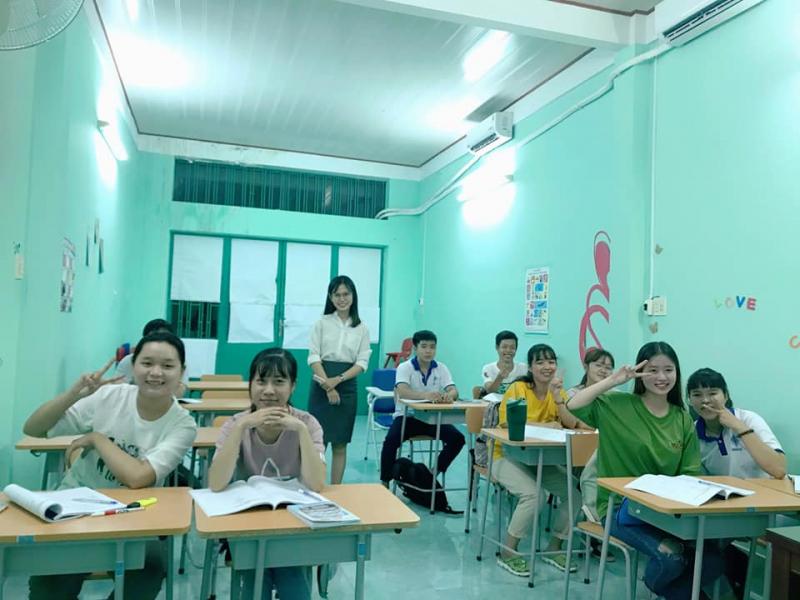 Trung tâm Anh Ngữ CIC phụ đạo miễn phí cho các học sinh vắng có phép