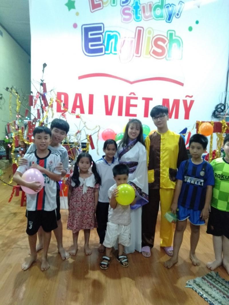 Các hoạt động ngoại khóa của Ngoại Ngữ Quốc Tế Đại Việt Mỹ