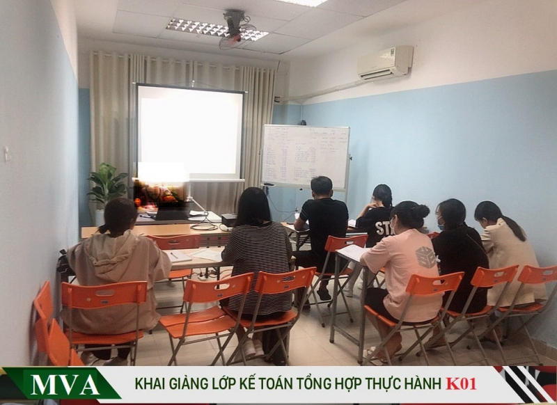 Trung tâm Đào tạo Kế toán Thực hành MVA Đà Nẵng