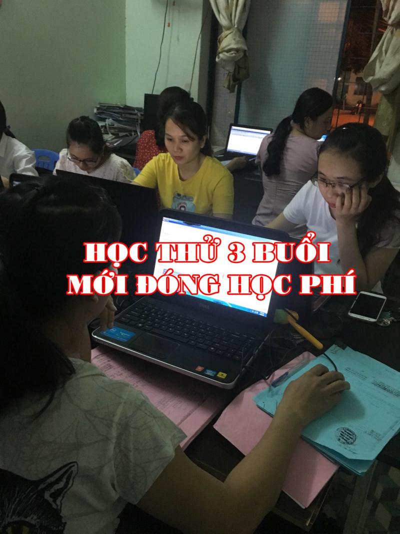 Trung tâm dạy kèm kế toán Thanh An