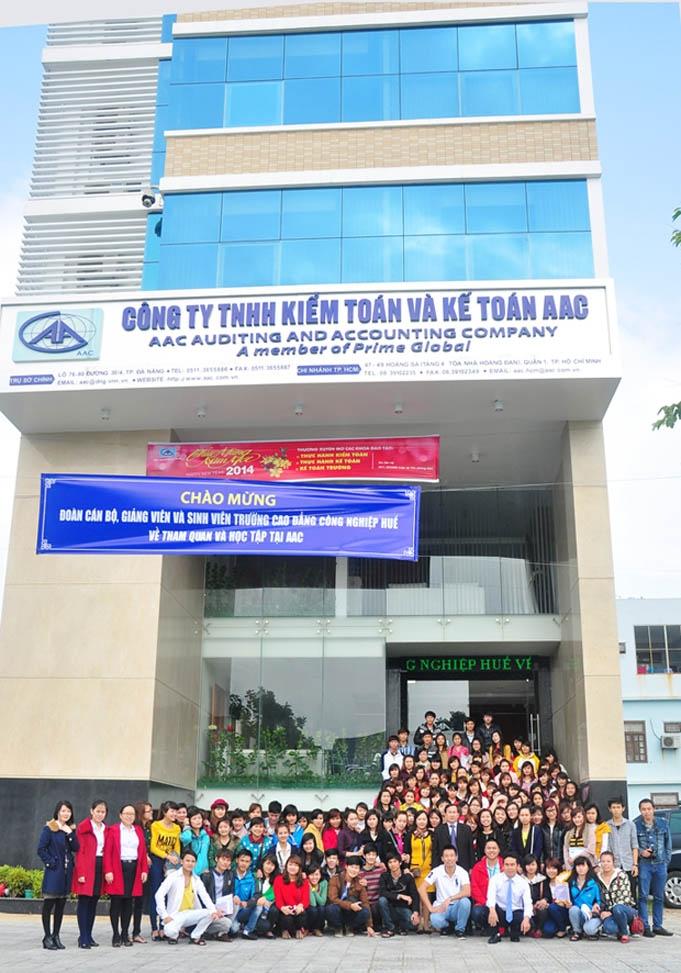 Trung tâm kiểm toán và kế toán AAC