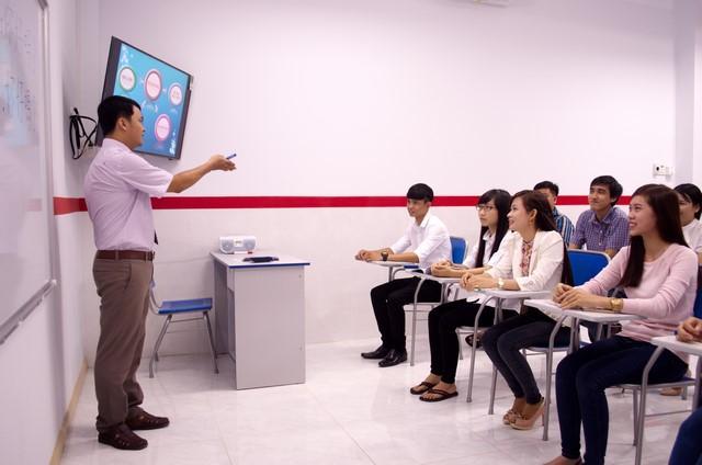 Trung tâm New Window có phương pháp dạy học hiệu quả, năng động giúp học viên tiếp thu bài nhanh hơn