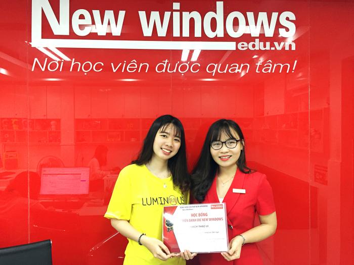 New Window - nợi học viên được quan tâm