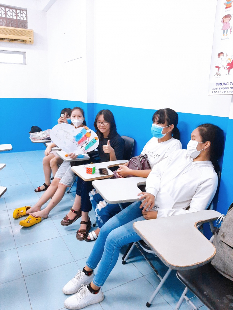 Trung tâm Ngoại ngữ Quốc tế Việt Mỹ