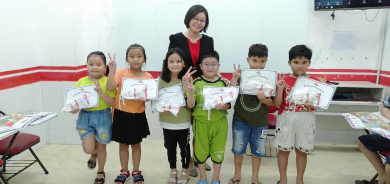 Trung tâm ngoại ngữ Việt Anh