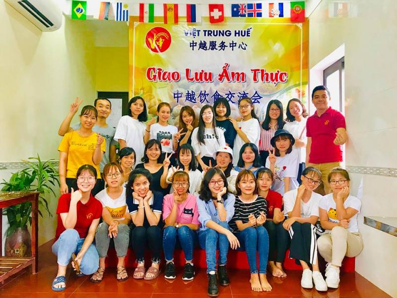 Trung tâm ngoại ngữ Việt Trung Huế