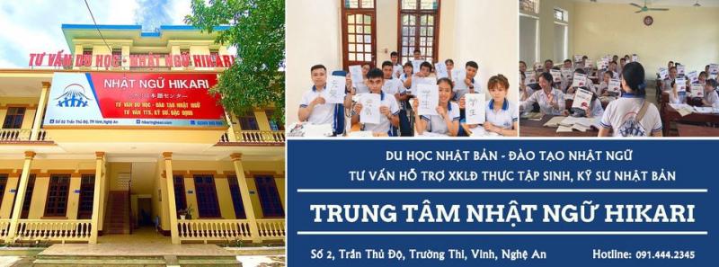 Top 5 Trung tâm dạy tiếng Nhật tốt nhất tỉnh Nghệ An