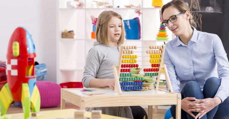Hỗ trợ các bé phát triển bình thường bằng các phương pháp tiên tiến, hiện đại