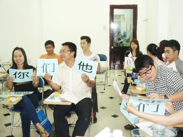 Tiếng Hoa Cần Thơ - một trong những địa chỉ dạy tiếng Hoa uy tín (Ảnh minh họa)