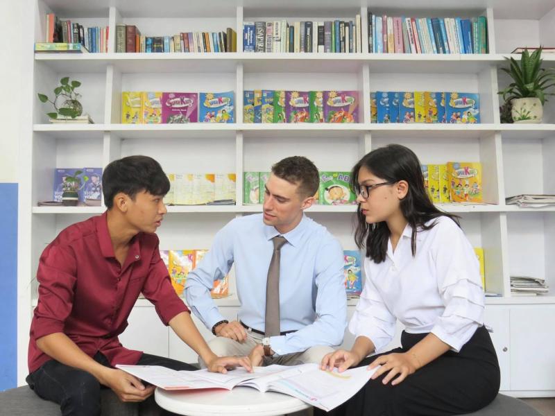 Anh ngữ VATC luôn chú trọng về cơ sở vật chất lẫn phương pháp giảng dạy nhằm mang lại hiệu quả tốt nhất cho học viên