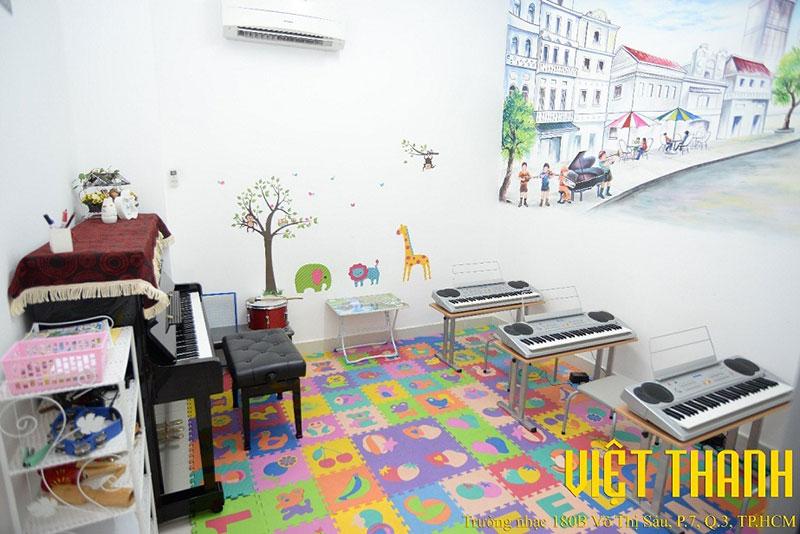 Trường âm nhạc Việt Thanh