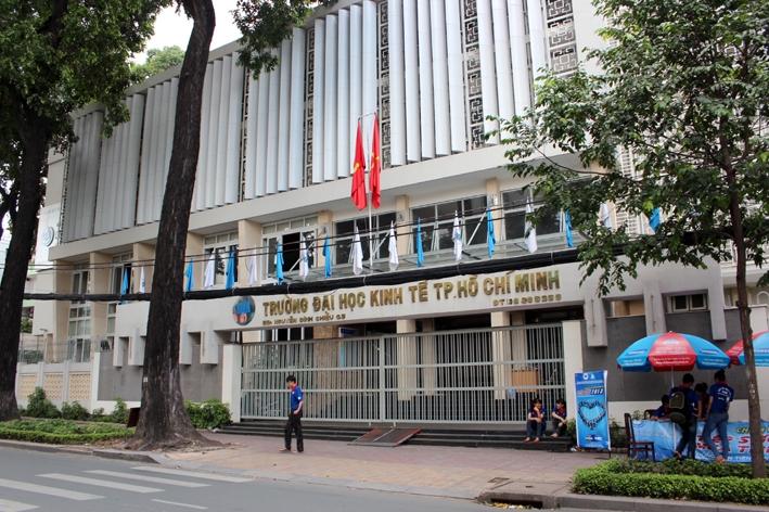 Trường Đại học Kinh tế TP. Hồ Chí Minh